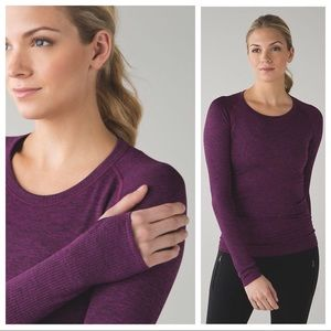 Lululemon Swiftly Tech Long Sleeve Crew 4